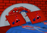 Spiderman D�coration de Chambre