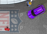 Valet de Parking au Superbowl