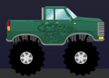 Monster Truck Course � Obstacles