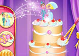 Clumsy Chef Wedding Cake Android