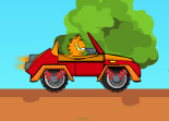 Garfield Fast and Food