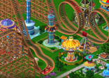 Roller Coaster Tycoon 4 Mobile iPhone