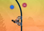 Badass Trial Race Free Ride iPad
