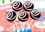 Sucettes Glace Cake Pops