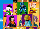 Dragon Ball Z Mahjong