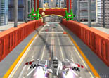 Jet Run City Defender iPad