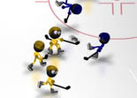 Stickman Ice Hockey iPad