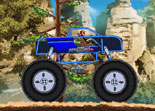 Assaut de Monster Truck