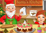 Santa's Christmas Kitchen Android