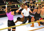 Wrestling Revolution 3D iPhone