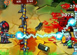Zombie Rampage World War Android