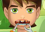 Ben 10 Probl�mes de Dents