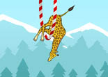 Giraffe Winter Sports Simulator iPad