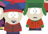South Park �toiles Cach�es