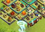 Hero Sky Guerres de Clan iPad