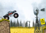Stickman Downhill Monstertruck Android