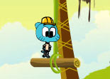Gumball dans la Jungle