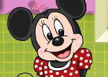 Minnie Mouse Fait la Lessive