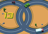 Loop Drive Crash Race iPad