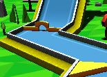 Mini Golf Retro Unity 3D