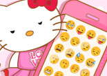 Hello Kitty iPhone Rose