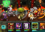 Wakfu Raiders iPad