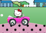Hello Kitty Tour en Voiture