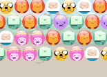 Bubble Shooter Adventure Time