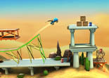Bridge Constructor Stunts iPad