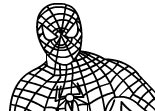Spiderman Coloriage en Ligne