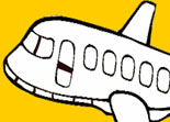 Coloriage Avion Planes
