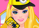 Barbie Maquillage Minion