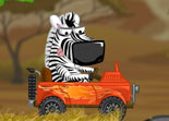 Z�bre Safari 2
