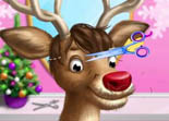 Christmas Animal Hair Salon Android