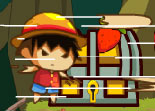 Luffy Sauve Chopper