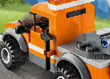 Camion Lego Puzzle
