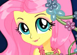 Fluttershy Habillage Legend of Everfree