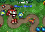 Galaxy Commander Tower Defense Android