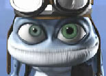 Crazy Frog Puzzle