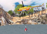 Hill Rescue Helicopter 16 Android