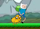 Adventure Time Gravité