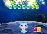 Kitty Pawp Bubble Shooter iPhone