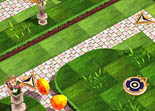 Alice in Wonderland Puzzle Golf Adventures iPad