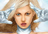 Emma Frost Puzzle