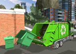 Off Road Garbage Truck Android