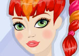 Coiffure Fille Rousse