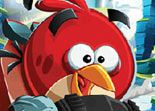 Angry Birds Hidden Wheels