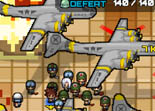 Call of Commander Zombie Island iPad