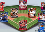 MLB 9 Innings Manager iPad