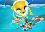 Cartoon Network Superstar Soccer Goal iPad